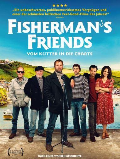 Fisherman's friends – vom Kutter in die Charts - GB